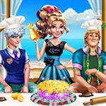 Торт для Анфисы и Серафимы