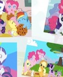 My Little Pony Puzzle (148 times)