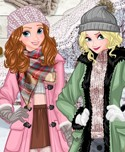 Winter Warming Tips for Princesses!