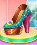 Princess Shoe Designer (1 050 times)