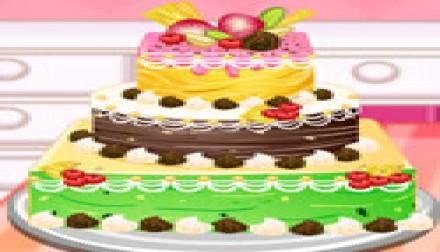 Annie Valentine Cake Contest