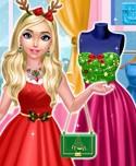 Cindy's Winter Dress