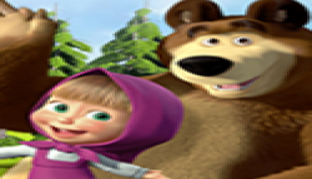 Masha and the Bear 6 Diff (1 572 times)