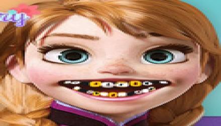 Annie Frozen Dentist