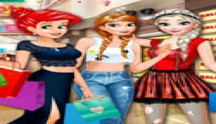 Princesses Black Friday Fun (525 times)