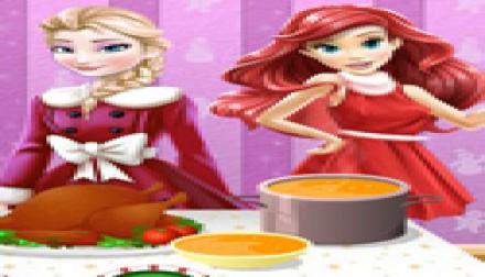 Alice Christmas Dinner