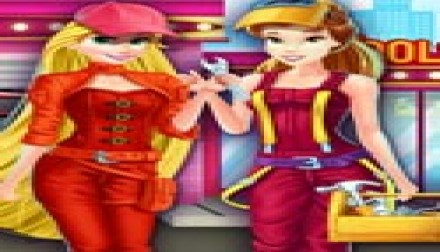 Belle and Rapunzel Mechanics (405 times)