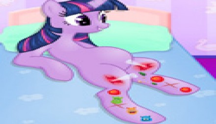Pregnant Twilight Sparkle Foot Doctor (245 times)
