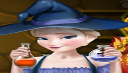 Elsa and  Anna Superpower potions (1 276 times)