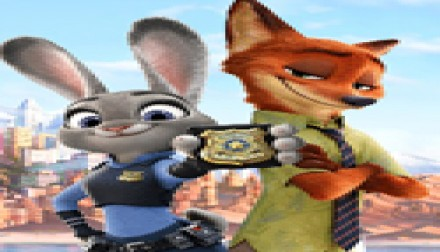 Zootopia Jelly Match (533 times)