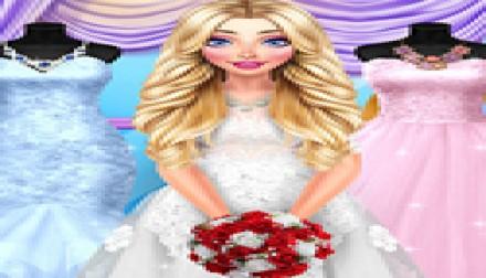 Blondie Wedding Prep (1 038 times)