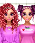 BFF Pink Makeover (734 times)