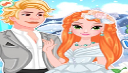 Princess Anna Winter Bride (61 times)