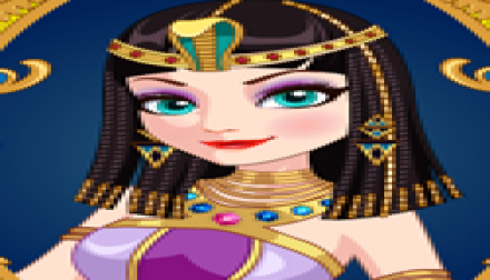 Ice Queen Time Travel Egypt (753 times)