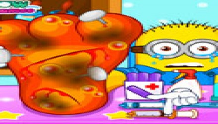 Minions Foot Doctor (201 times)