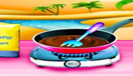 Spumoni Ice Cream Eclairs (377 times)