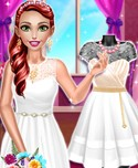 Daisy Bride Dress (2 558 times)
