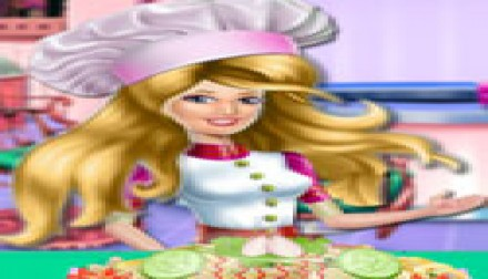 Princess Cooking Chicken Pasta (213 times)