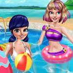 Princesses Summer Vacation