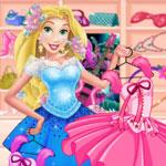 Sweet Princess Dressing Room